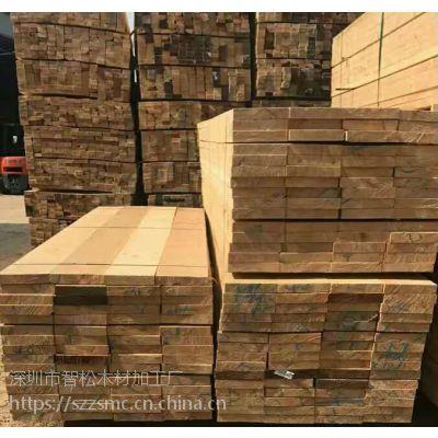 惠州惠阳建筑模板 工地桥梁专用木方厂家