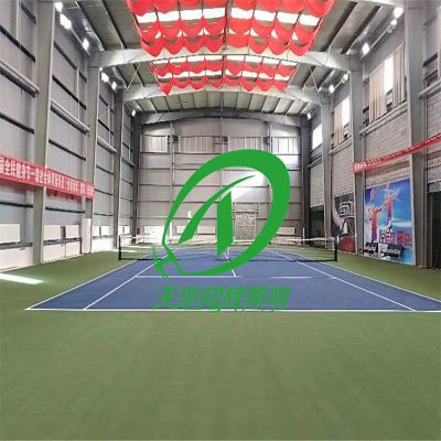 400W网球比赛馆专用灯|网球馆照明场地标准方案