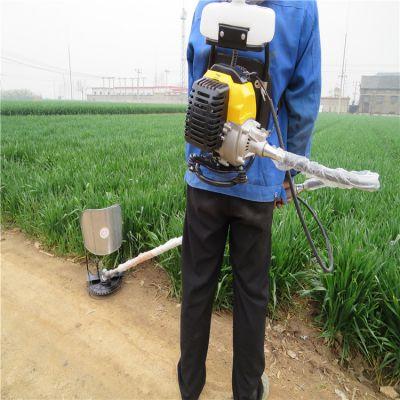 新款手推式割草机 自走式汽油剪草机浩发