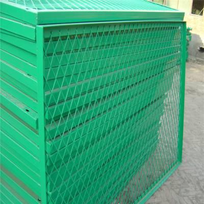 清远公路防眩护栏网 深圳高速公路专用标准护栏 钢板网按规定做