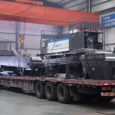 广州大件垃圾破碎机-大件垃圾破碎机效率高-洁普智能环保