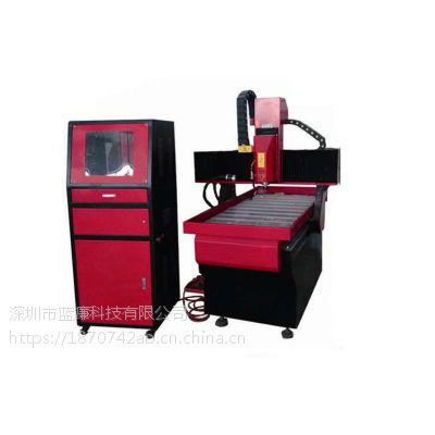 蓝濂6090 高精手板 铜工 电子治具 吸塑模具雕刻机 CNC雕刻机厂家直销