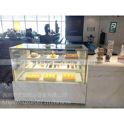 重庆直角蛋糕展示柜哪个品牌销量好