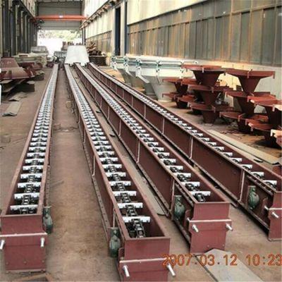 不锈钢刮板输送机公司多种型号 沙子刮板运输机