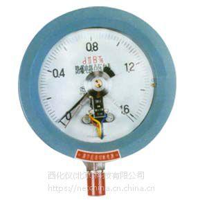 中西DYP 隔爆电接点压力表 型号:SYY17-YTX-160-dzy库号:M39930