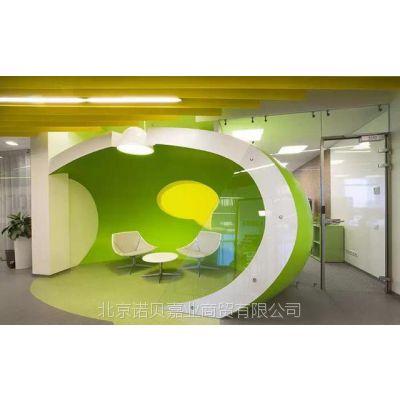 北京木纹办公室塑胶地板厂家|十大品牌办公室PVC地板承接工程