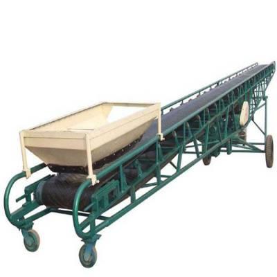 自动升降运输机 热销 专用防滑输送机