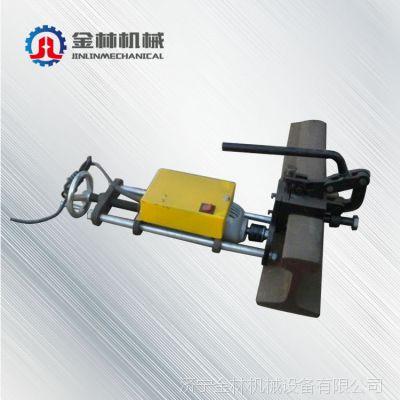 DZG-23电动钢轨钻孔机金林产地货源 麻花钻孔机