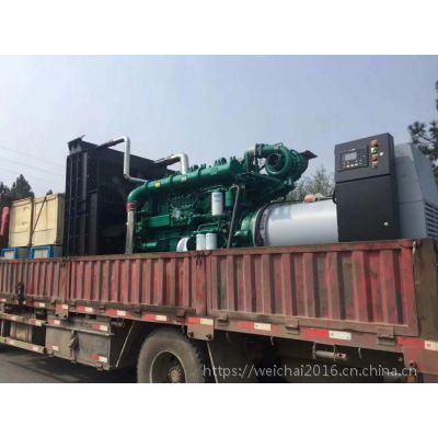 玉柴YC6C1520-D31电控发动机 1000千瓦发电机组用国三柴油机