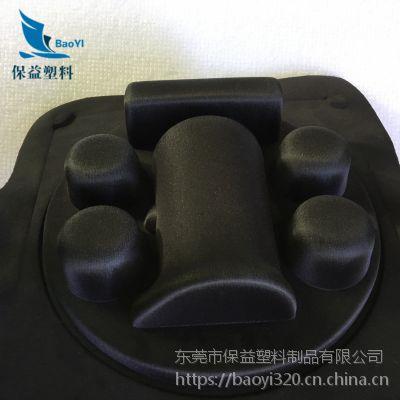 EVA植绒热压包装内衬 茶具贴绒防撞内托 EVA雕刻内衬 现货供应