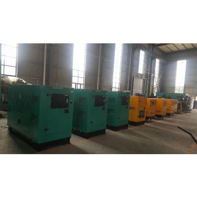 国三排放200KW上柴静音柴油发电机组 全自动切换 低噪音