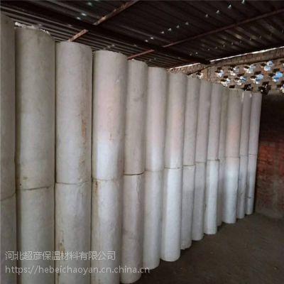 卫辉市管道保温硅酸铝管 110kg4公分厂家批发