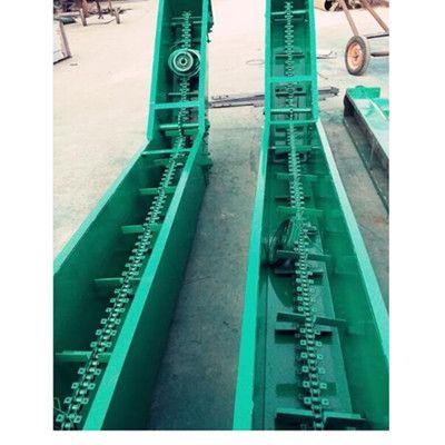 刮板输送机移动式 沙子刮板运输机