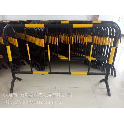 深圳市中路达交通生产批发铁马护栏,基坑护栏,塑料警示护栏等,价格优惠,质量保证