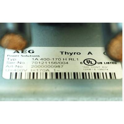 AEG 1A230-170 HRLP1,230V,170A晶闸管开关