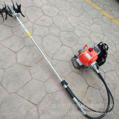 139动力四冲程背负式割草机 打草机 割草机设备