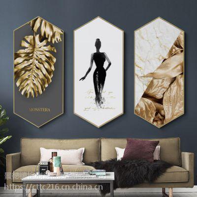 条幅瓷板画装饰框中式瓷板画欧式瓷板画四条屏瓷板画