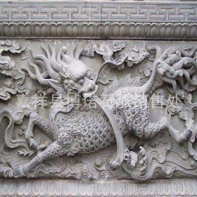 热销石雕壁画  浮雕欧式花纹壁画   壁画装饰摆件