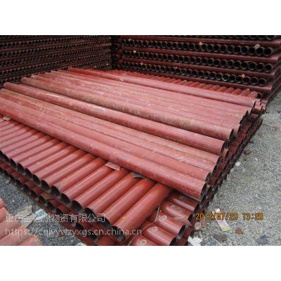 重庆柔性铸铁排水管厂家-W型卡箍式铸铁管-B型法兰式铸铁管批发