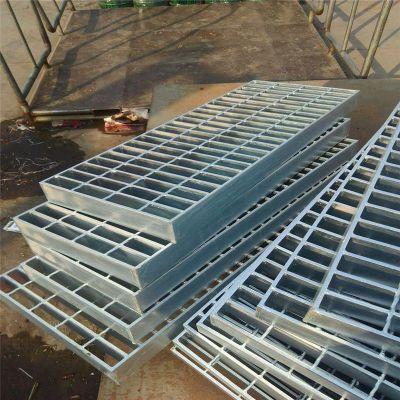 南通钢格板 热浸锌复合钢格板 镀锌格栅板哪里有卖