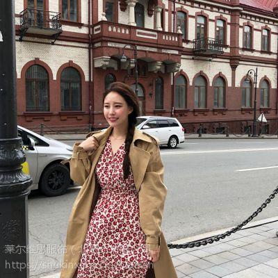 娅迪斯琪深圳欧时力尾货批发折扣女装 杭州工厂尾货批发城红色外套