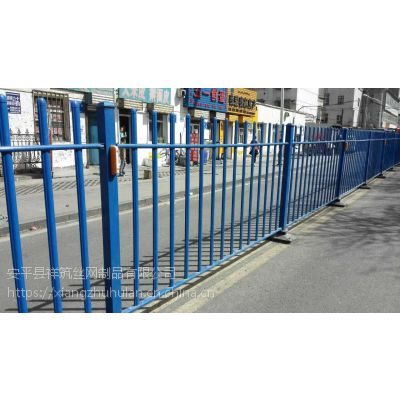 祥筑护栏网厂生产锌钢围墙护栏 优质小区围栏网有几种样式 铁栏杆隔离栏