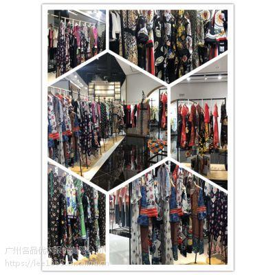 郑州凯伦诗品牌女装真丝连衣裙批发市场供货稳定
