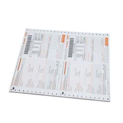 供应各种规格带孔电脑联单|电脑打印纸印刷