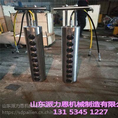 黄南州矿山岩石开采破碎机 柴油型岩石劈裂机-派力恩