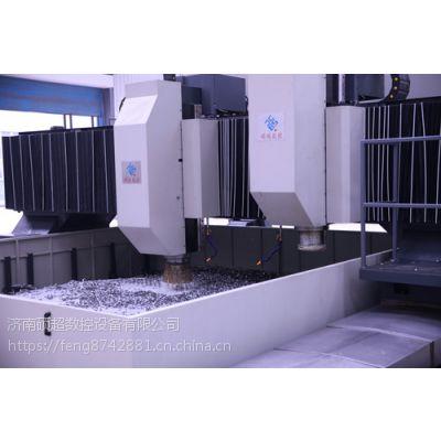 济南平面钻厂家硕超数控 4米龙门移动式高速平面钻床 免费试机打样平面钻床规格齐全
