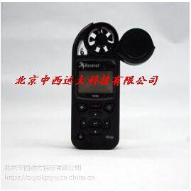 中西便携风速气象测定仪 型号:XTL1-NK5000库号:M151635