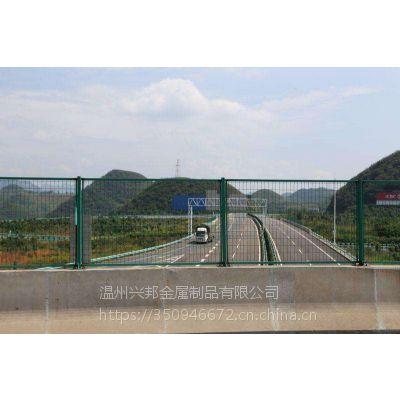 双边丝护栏网定制公路护栏网厂区隔离围栏双边丝订做护栏网