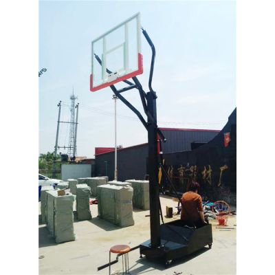 地埋式篮球架-陕西篮球架厂家(在线咨询)-舟山篮球架