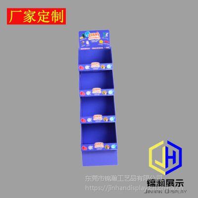 婴童用品定制PVC安迪板雪弗板物料展架沃尔玛大型商超展架深圳工厂定制