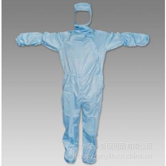 PE防静电连体分体服