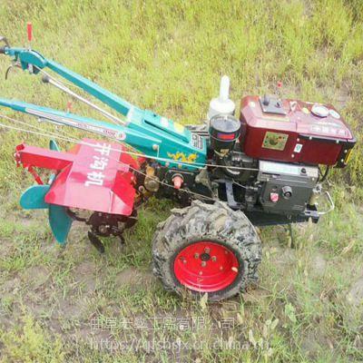 柴油自走式旋耕机 开荒耕地松土机 开沟机