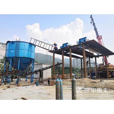 污泥脱水节能设备厂家-污泥脱水压滤机处理现场