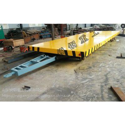 25吨平板拖车