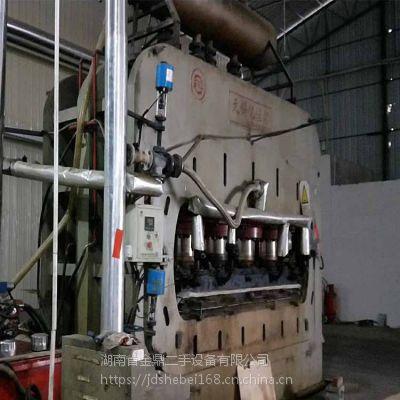 8成新 二手贴面热压机价格 四八尺 无锡亿佳尔产 2800T三聚氰胺板双贴面热压机