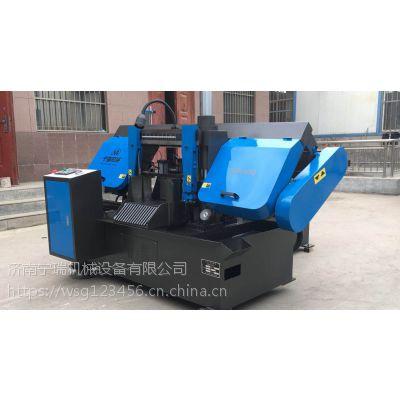 宁瑞机械专供金属带锯床数控锯床GS-400高精度锯切,精品出售,高性价比。
