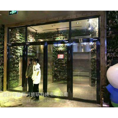 四川省成都市防火玻璃门厂家