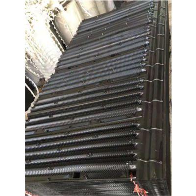 方形横流塔散热片 异形冷却塔填料 循环水散热片PVC淋水片 品牌华庆