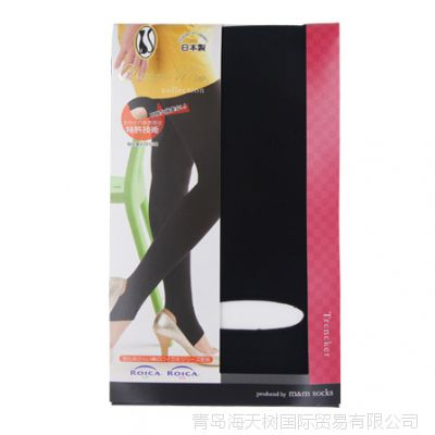 促销日本黑色薄款纯色打底袜踩脚袜踩脚袜春秋美体瘦腿