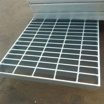 安平锯齿镀锌格栅板 踏步板防滑 格栅板规格型号