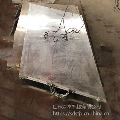 批发1米卧式皮带硫化机 森泰电热式输送带硫化机 橡胶皮带修补机厂家