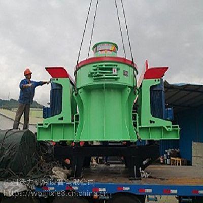 中美沃力设备 新款广东深圳制沙机机械 沙石生产线