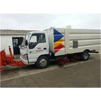 海西蒙古族藏族自治州江铃牌厂家订购价钱,洗扫扫路车8吨