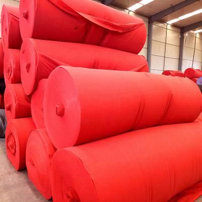 涤纶无纺地毯 阻燃展览地毯价格 山东德州地毯厂家