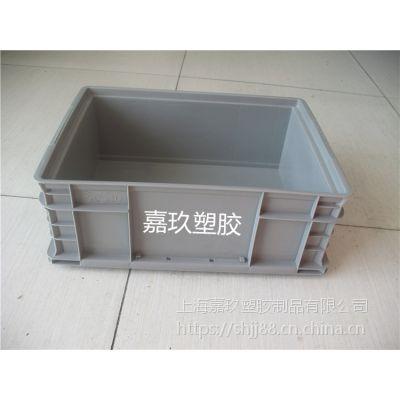 多种带盖物流箱注塑箱生鲜配送箱苏州加工厂