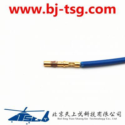 SOURIAU-RC16M23K - 圆形连接器触点, 机器, Trim Trio系列, 母